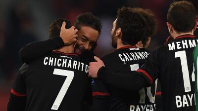 Bayer Leverkusen 3-1 Sporting Lisboa: Leverkusen avanza a octavos de la Europa League