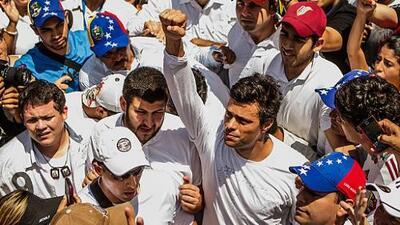 Venezolanos en el sur de Florida celebran medida de arresto domiciliario de Leopoldo López y piden mantener la presión