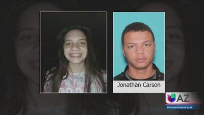 Activan alerta Amber tras desaparición de una menor de 14 años