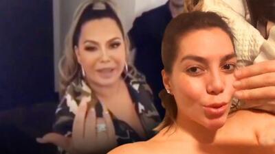 Con sarcasmo, Frida Sofia envía mensaje a Chiquis Rivera después de los Premios de la Radio