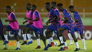 Concacaf cubrirá gastos de Arcahaie para jugar contra Cruz Azul