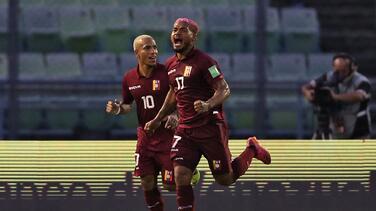 Venezuela confirma que  tiene ocho jugadores con COVID-19