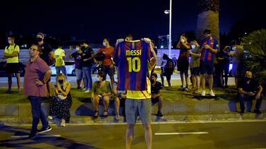 ¡Hagan sus apuestas! Manchester City, el favorito para Messi en los casinos