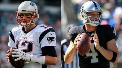 NFL México anunció fechas y precios para el Patriots vs. Raiders en el Estadio Azteca
