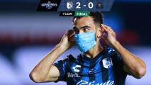Resumen | Querétaro domina y doblega 2-0 a Pumas en la jornada 3