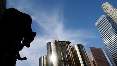 Cielos soleados y condiciones secas para la tarde de martes en Los Ángeles