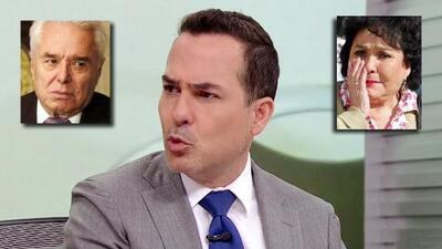 ¿Enrique Guzmán tiene razón en enojarse con Carmen Salinas? Opiniones encontradas ante el problema por Frida Sofía