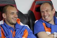 ¿Tras los pasos de Robben? Sneijder planea volver a jugar en Eredivisie