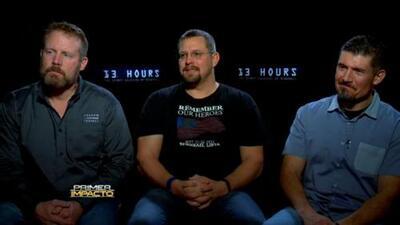 Hablamos con tres soldados que lucharon en la batalla de Bengasi