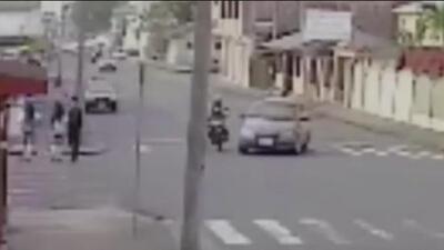 Madre fallece en accidente de tráfico en Ecuador