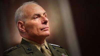¿Quién es el general John Kelly, el exmilitar que se ocupará de la seguridad y el control de la frontera?