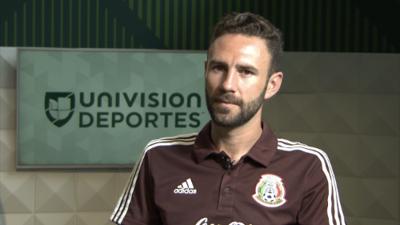 """Miguel Layún: """"Tercer Mundial, oportunidad para que conozcan el México real"""""""