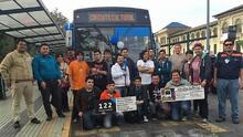 ¿Pueden estos ciudadanos mejorar el transporte público de Santiago?