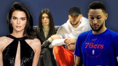 La relación de Kendall Jenner y Ben Simmons estaría pasando por un difícil momento