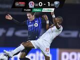 Montreal Impact vence al Olimpia, pero queda eliminado de la Concacaf