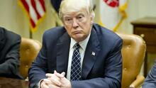 El depósito de confianza del presidente Donald Trump
