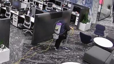 En video: se busca sospechoso por intento de violación en Irvine