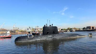 En un minuto: Detectan un ruido que podría provenir del submarino desaparecido en Argentina