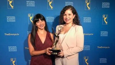 Univision recibe dos premios Emmy en la categoría noticias y documentales