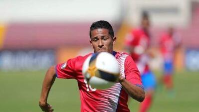 Gerson Torres, ya está en México
