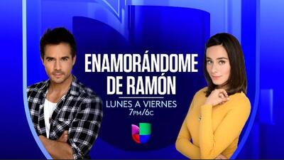'Enamorándome de Ramón' y 'La rosa de Guadalupe' estrenan horario este lunes en Univision