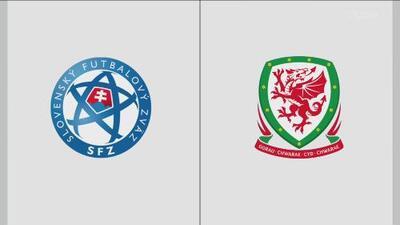 Eslovaquia 1-1 Gales – Goles y Resumen – Grupo E - Clasificatorio a la Eurocopa