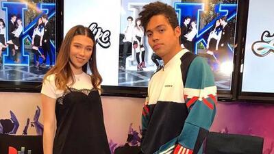 Actores de Like dan detalles de la nueva producción de Univision