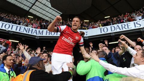 Arsenal y Tottenham, una feroz e intensa rivalidad que es promesa de espectáculo