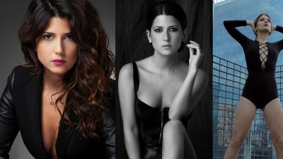 Esta es la actriz colombiana que encarna a la esposa de 'El Chapo' en la serie