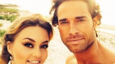 ¡Angelique Boyer confiesa que se enamoró de Sebastián Rulli cuando dejó de verlo!