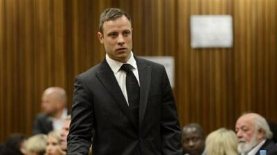 El atleta sudafricano Oscar Pistorius saldrá de prisión el viernes 21 de agosto