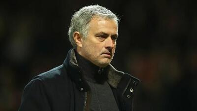 Mourinho dice estar desilusionado por la eliminación de Manchester United