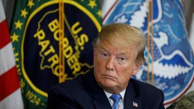 """Tras la amenaza de imponer aranceles, Trump llama a México """"abusador"""""""