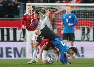 Estos son los resultados del resto de juegos en la UEFA Nations League del 15 de noviembre