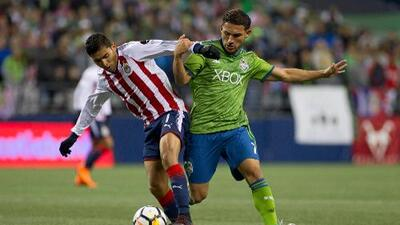 Cómo ver Chivas vs. Seattle Sounders FC en vivo, por la Concacaf Champions League