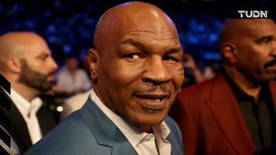 Tienes que mirar adentro de ti: le dice Mike Tyson a McGregor