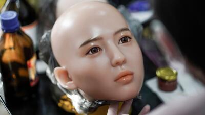 """""""Mi nombre es Xiaodie pero puedes llamarme bebé"""": las muñecas sexuales de alta tecnología en China (fotos)"""