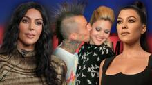 Kim Kardashian rompe el silencio y responde si destruyó el matrimonio de Travis Barker (el novio de Kourtney)