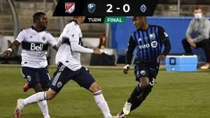 El Montreal de 'Tití' Henry volvió a sumar puntos con gol del hondureño Romell Quioto
