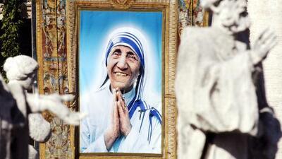 La Madre Teresa de Calcuta y su relación con Honduras