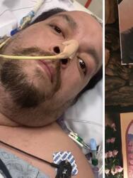Andrés Banda falleció tras haber sido desconectado este martes en el hospital Universitario Loma Linda.