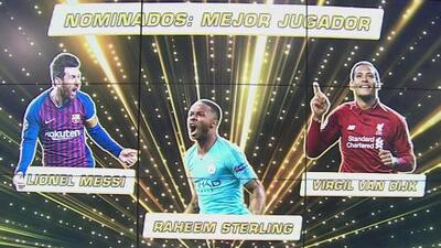¡Premios Misión Europa! Mejor jugador de la temporada