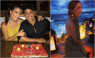 Alejandro Chabán tuvo un festejo de cumpleaños adelantado y Karla Martínez se fue de vacaciones