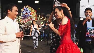 Reconocen a Maribel Guardia, Albertano y más celebridades en el Carnaval Carolina 2019