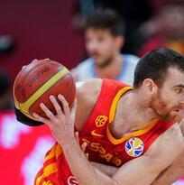 España venció a Argentina en el mundial de la FIBA