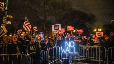 Área triestatal se une a la demanda en contra de la declaratoria de estado de emergencia hecha por Trump