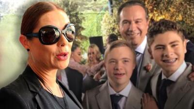 """Aunque Juan Collado extrañe """"mucho"""" a sus hijos, Leticia Calderón no los llevará a la cárcel"""