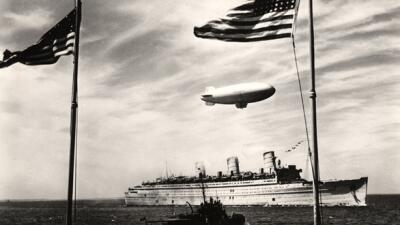 """Cuando el Queen Mary fue el """"fantasma"""" temido por Hitler"""