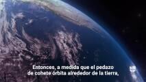 ¿Caerá el cohete chino en Illinois? Astrónoma del Planetario Adler abunda sobre el tema