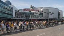 Lakers anuncian regreso de la afición al Staples Center